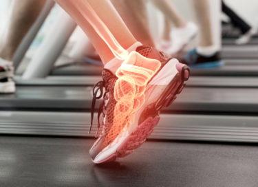 足根中足関節の運動学