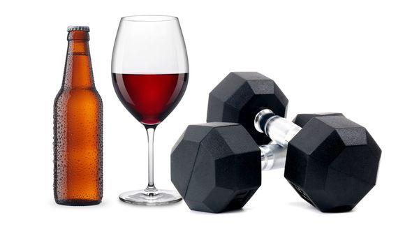 アルコールと筋トレ