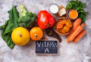 ビタミンAの効果・効能と摂取推奨量