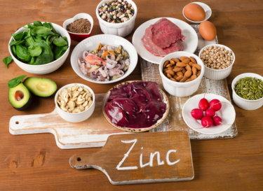 亜鉛(Zn)の6つの効能(働き)と過剰摂取による毒性について
