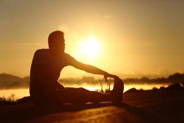 食事前(朝飯前)の筋トレの効用について