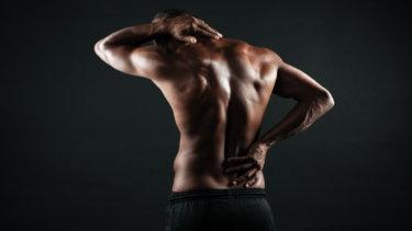菱形筋の解剖学と関連症状