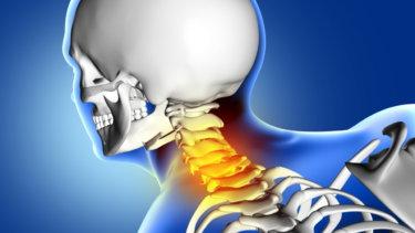 頚椎の関節運動学と関連症状